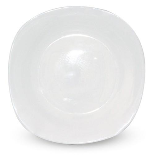 "Тарілка склокерам. ""Біла"" 11"" квадрат. №30126-02(6)(48)/S&T"