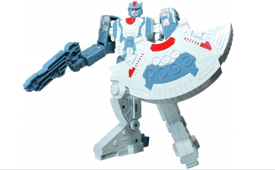 """Робот-трансформер """"X-Bot"""" """"Космобот"""" №80070R/КіддіСвіт/(1)"""