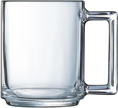 "Чашка скло 250мл ""Luminarc.Фітнес"" №8634/N0193/1(12)"