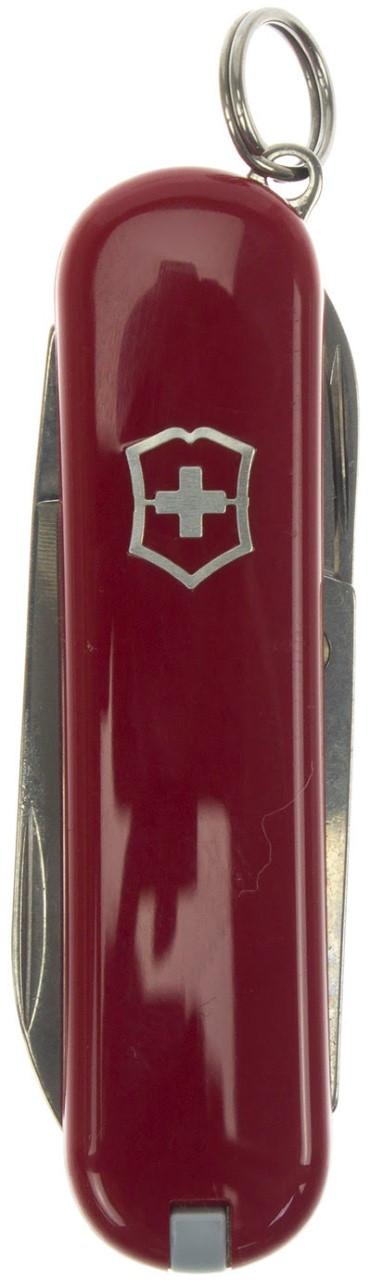 """Ніж """"Victorinox Classic"""" SD 58мм/7функц./червоний №Vx06223"""