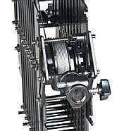 Підвісна рейкова система з пантографами Falcon B-3030C, рейки 4 шт + 4 пантографа, фото 10