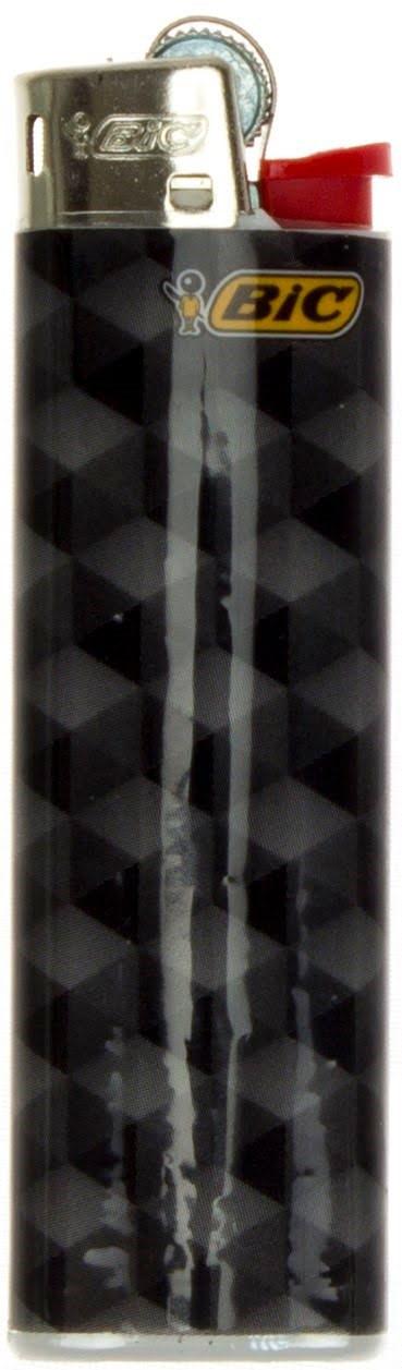 """Запальничка кремн. """"Bic"""" J23 Текстура №949770(50)(600)"""
