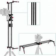 Слайдер Visico CA-80 slider для камер фото видео, фото 4
