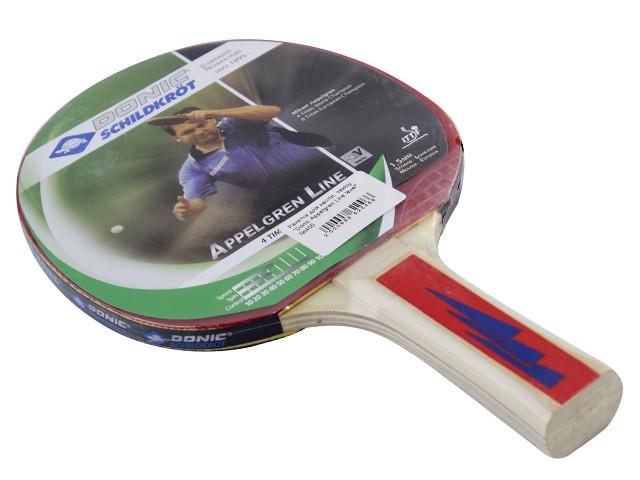 "Ракетка для настіл. тенісу ""Donic Appelgren Line level"" №400"