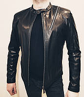 Куртка мужская кожаная Phillip Plein