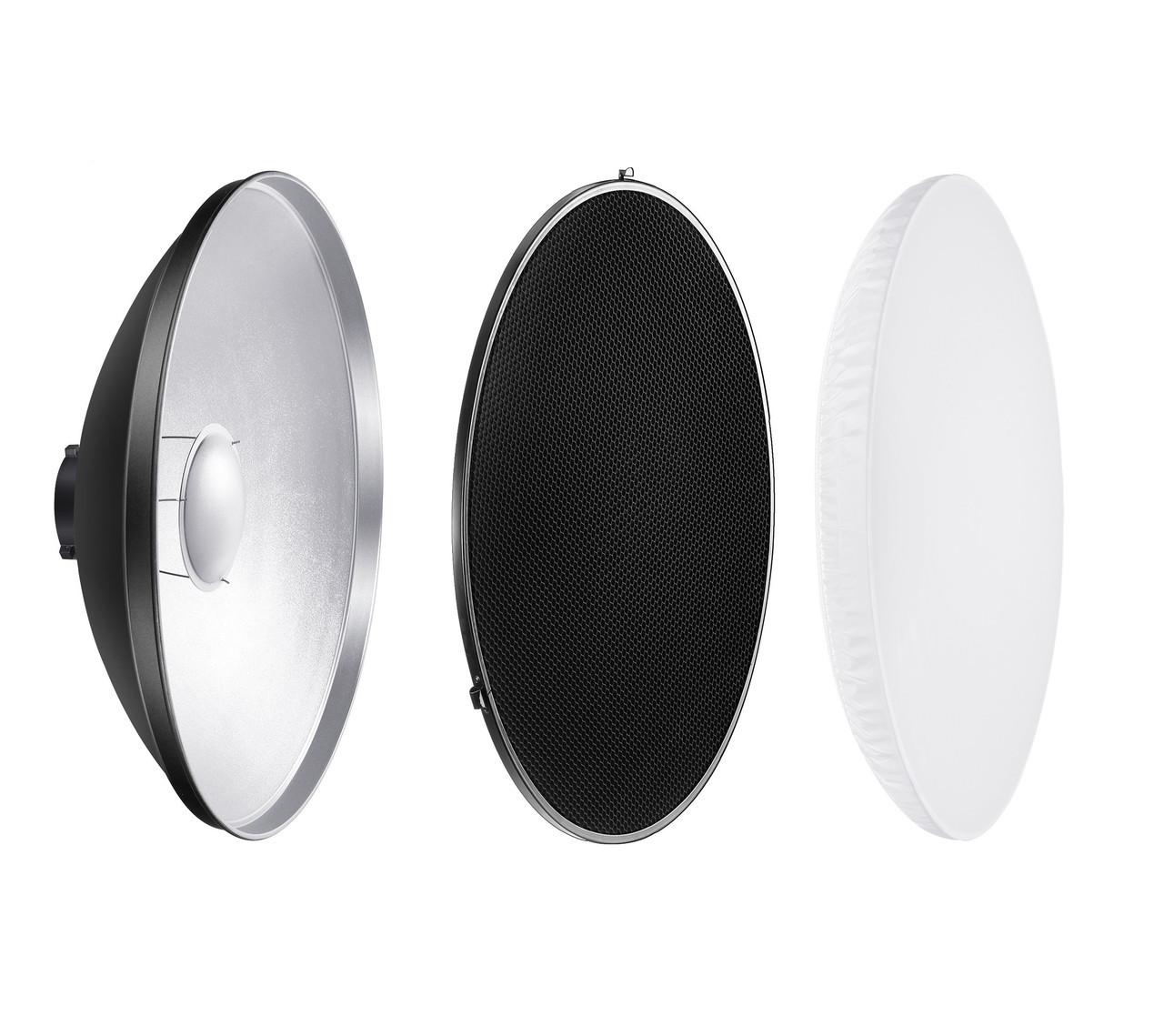 40,5см Портретная тарелка с сотами Visico RF-405 Kit Beauty Dish