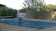 Батутное накрытие бассейна Schield Cover