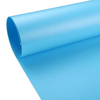 80х40см Фон для предметної зйомки Puluz PU5201L blue - блакитний