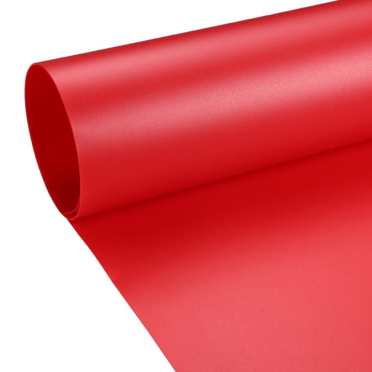 80x40см Фон для предметной съемки Puluz PU5201R red - красный