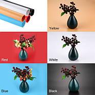 80x40см Фон для предметной съемки Puluz PU5201R red - красный, фото 7