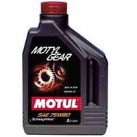 Масло трансмиссионное Technosynthese MOTUL Motylgear SAE 75W80 2л. 101155/823402