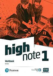 Рабочая тетрадь  High Note 1 Workbook