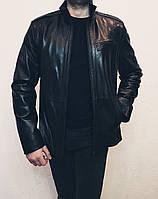 Куртка кожаная Maddox