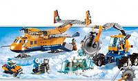 """Конструктор """"JVToy"""" """"Арктична експедиція"""",серія Чудове місто,791дет.№24011"""