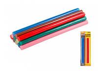 """Клейові стрижні """"Master Tool"""" d7,2х100мм кольор. перлам. №8940/42-0160(12)"""