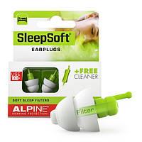 Беруші для сну Alpine SleepSoft, фото 1