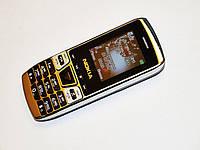 """Телефон Nokia J8 Металл Коричневый - 2Sim + 1,8"""" + BT + Cam + Fm, фото 1"""