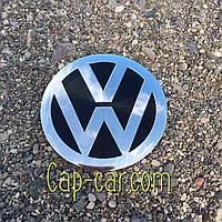 3D наклейка фольцваген для дисків Volkswagen. 65мм ( Фольксваген )