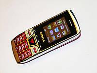 """Телефон Nokia J8 Металл Красный - 2Sim + 1,8"""" + BT + Cam + Fm, фото 1"""