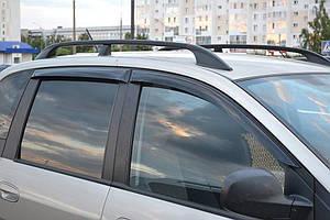 Ветровики Hyundai Matrix 2001-2010  дефлекторы окон