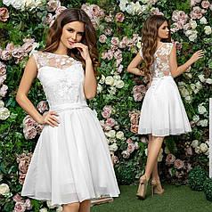 Платье стильное в расцветках 377322