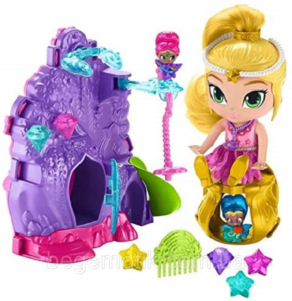 Игровой Набор Волшебный сад Лии(Леи) c Джинами Шиммер и Шайн Fisher-Price Shimmer & Shine, Leah's Teenie Genie