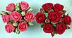 Букет з цукерок троянди в коробці. Подарунок мамі, бабусі, дружині, вчительці, виховательці, колезі, фото 3