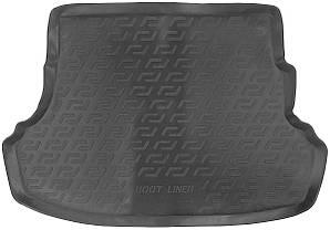 Коврик в багажник для Hyundai Solaris SD Base/Classic (10-) 104140200