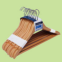 Деревянные плечики для верхней одежды