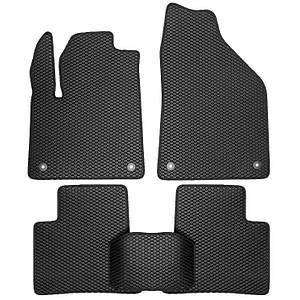 Коврики EVA для автомобиля Jeep Cherokee KL 2013- Комплект