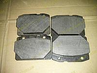 Колодки тормозные передние Ваз 2101,2102,2103,2104,2105,2106,2107 Россия без упаковки, фото 1