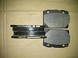 Колодки тормозные передние Ваз 2101,2102,2103,2104,2105,2106,2107 Россия без упаковки, фото 2