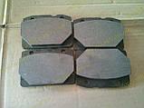 Колодки тормозные передние Ваз 2101,2102,2103,2104,2105,2106,2107 Россия без упаковки, фото 3