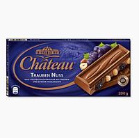 "Шоколад Chateau ""Trauben Nuss"" 200 гр"