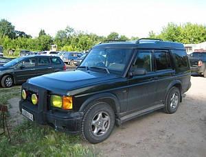 Ветровики Land Rover Discovery II 1998-2004  дефлекторы окон