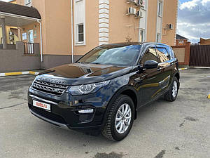 Ветровики Land Rover Discovery Sport (L550) 2014-  дефлекторы окон