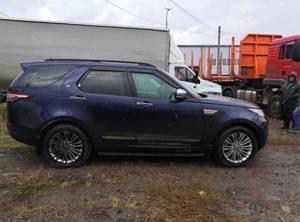 Ветровики Land Rover Discovery V 2017-  дефлекторы окон