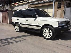 Ветровики Land Rover Range Rover II 1994-2002  дефлекторы окон