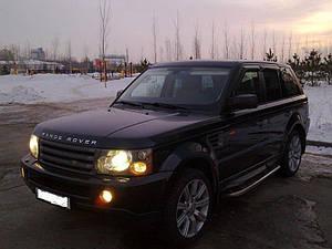 Ветровики Land Rover Range Rover Sport I 2005-2012  дефлекторы окон