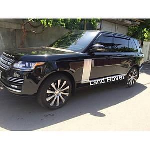 Ветровики Land Rover Range Rover Vogue 2013-  дефлекторы окон