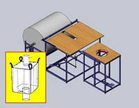 Оборудование для раскроя биг-бегов (МКР) любой формы и размеров