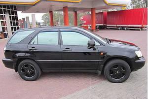 Ветровики Lexus RX I 1997-2003/Toyota Harier 1997-2003  дефлекторы окон