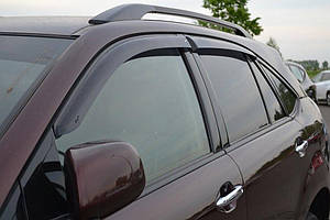 Ветровики Lexus RХ II 2003-2009/Toyota Harier 2003  дефлекторы окон