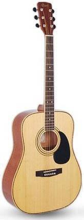 Акустическая гитара CORT AD880 (NS) Дредноут / вестерн, фото 2