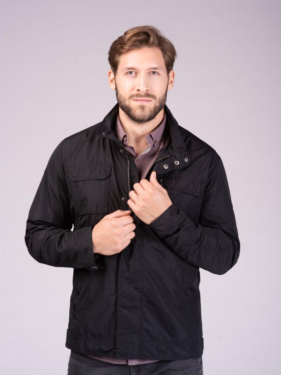 Весенняя мужская куртка ветровка Volcano J‑Odes M06093-700