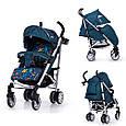 Прогулянкова коляска-тростина Carrello Allegro (синій колір), фото 5