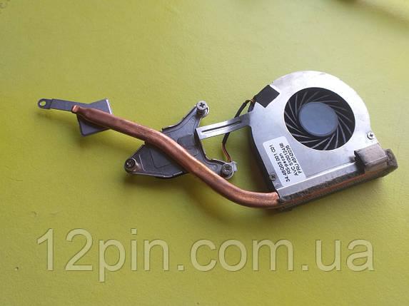 Система охлаждения  Lenovo Thinkpad x200s б.у. оригинал, фото 2