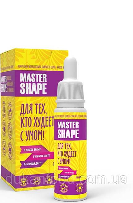 Жидкий сахарозаменитель №22, Master Shape, 30 мл