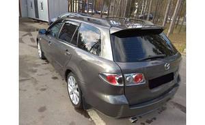 Ветровики Mazda 6 I Wagon 2002-2007  дефлекторы окон
