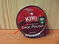 Киви крем для обуви черный